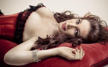 A ex-garota de programa Vanessa de Oliveira. (Divulgação)